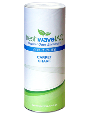 Fresh Wave IAQ Carpet Shake