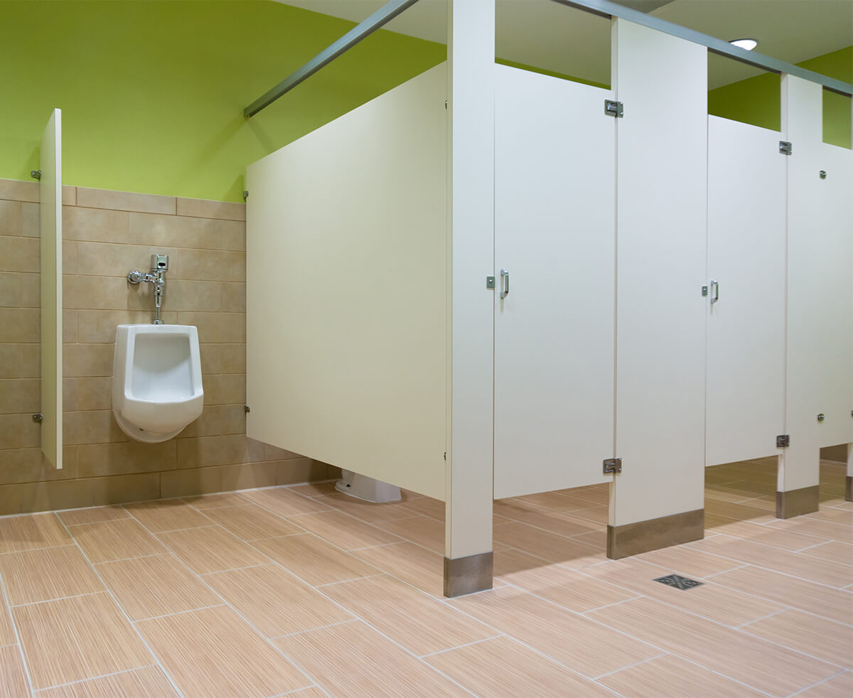 Fresh Wave IAQ commercial restroom deodorizers keep smells away